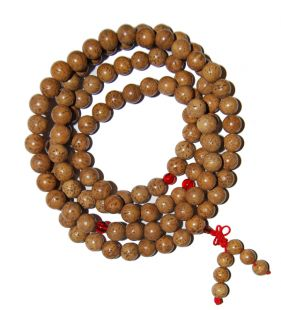Dragon Eye Bodhi Mala, polished