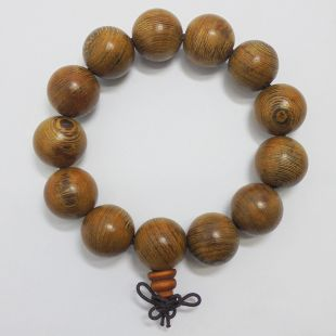 Saga Tree Wood Handmala 18mm